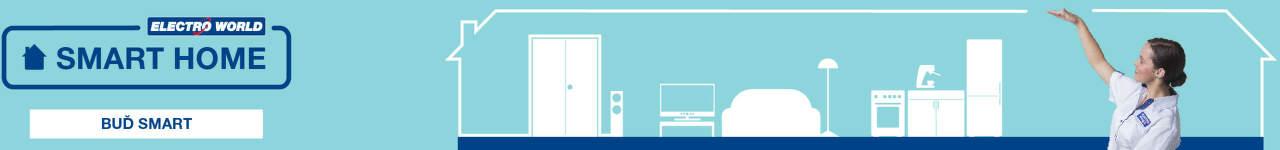 Electro World Smart Home - buď SMART
