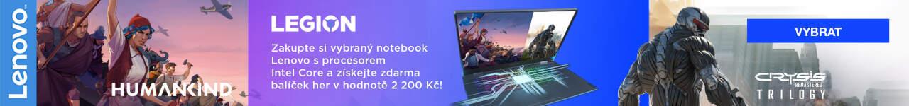 Balíček her k notebookům Lenovo