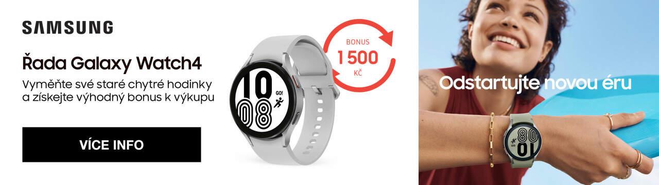 Čas na nové Samsung Galaxy Watch4