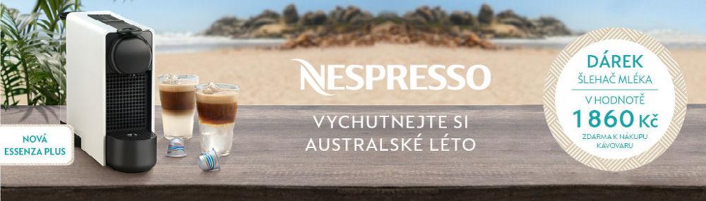 Nespresso - vychutnejte si australské léto