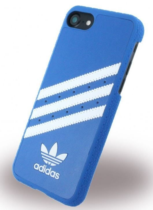 Adidas BI8040 iPhone 7 modro-bílý zadní kryt  d7a324a4ce7