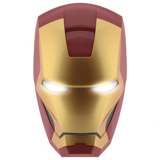 Philips lightning iron man 3d maska n st nn sv tidlo - Masque iron man adulte ...