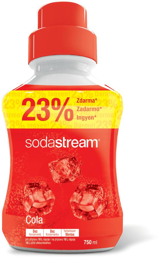 sodastream cola sirup 750 ml. Black Bedroom Furniture Sets. Home Design Ideas