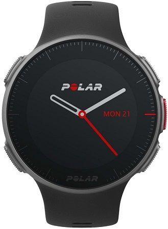 Polar Vantage V HR černé  e47bb731668
