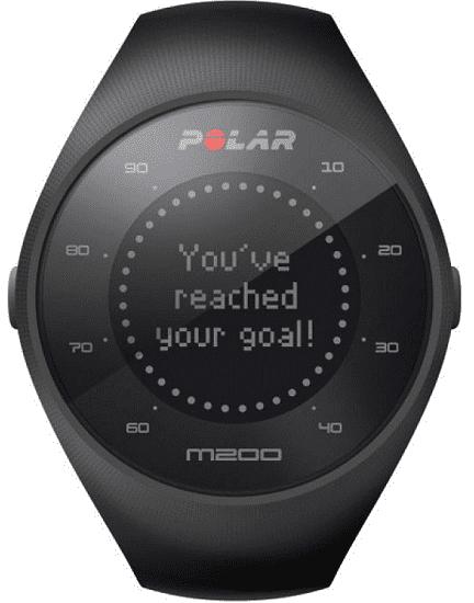 bde66051b Polar M200 M/L černé + červený náhradní řemínek - chytré hodinky |  ElectroWorld.cz