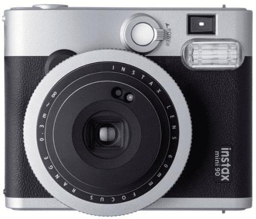 Fujifilm Instax Mini 90 černý + Pouzdro + 10ks filmů - Polaroid ... 07586fd3b02