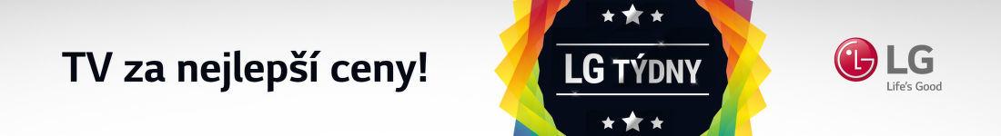 LG týdny - TV za nejlepší ceny
