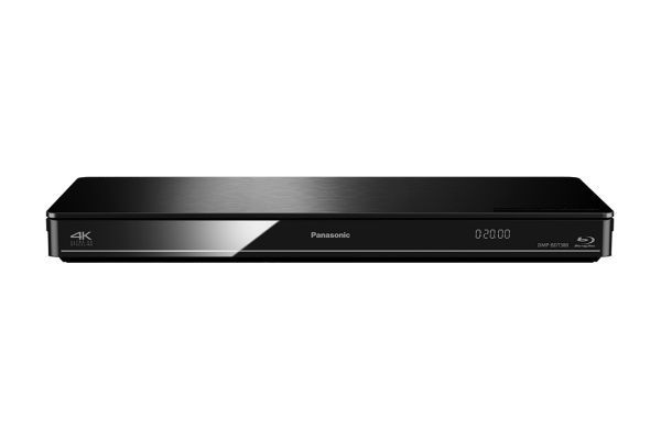 2f3760b21 Panasonic DMP-BDT381EG (stříbrný) - Blu-ray přehrávač | ElectroWorld.cz