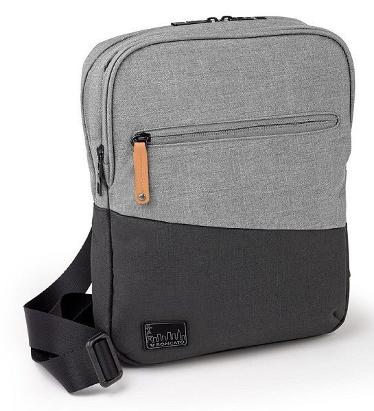 89d2aa9e48 Roncato Adventure šedá taška na tablet 10