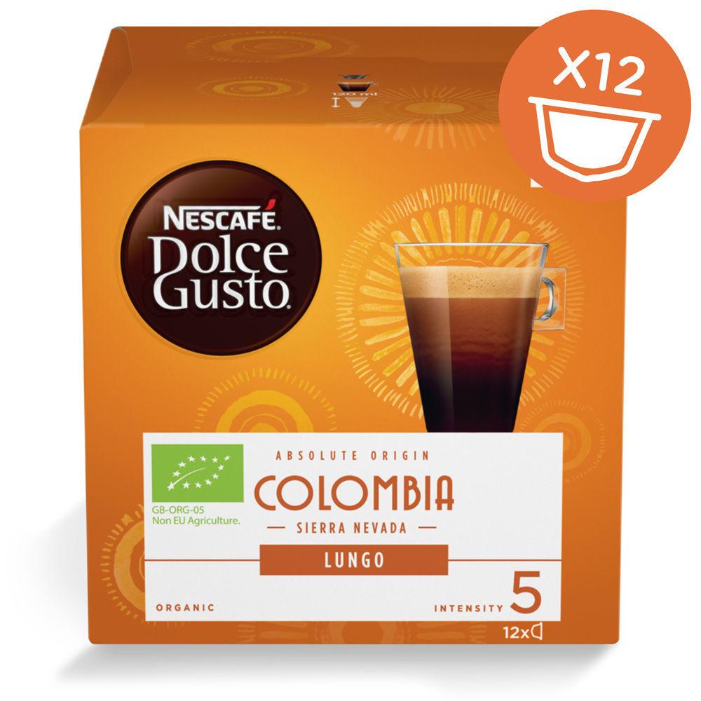 Nescafé Dolce Gusto Lungo Colombia kapslová káva (12ks ... 0ee2257fda