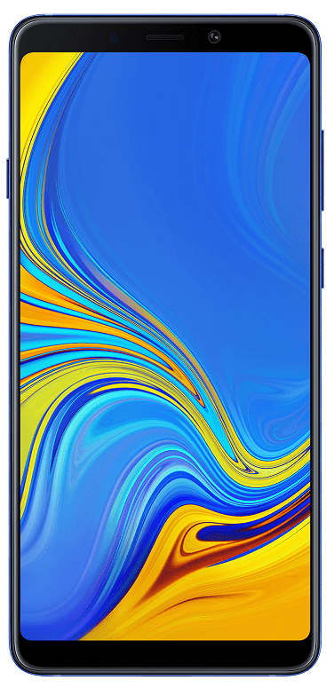 8f42cb303 Samsung Galaxy A9 128 GB modrý   ElectroWorld.cz