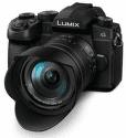 Panasonic Lumix DC-G90 černá + G Vario 14-140mm f/3,5-5,6 ASPH