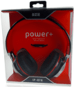 POWER+ IP-878 BLK/RED