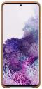 Samsung Leather Cover pouzdro pro Samsung Galaxy S20+, hnědá