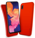 SBS Polo pouzdro pro Samsung Galaxy A10, červená
