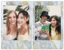 Fujifilm Instax Mini Blue Marble fotopapier 10 ks