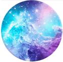 PopSocket Monkeyhead Galaxy