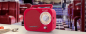 MUSE M-055RD RED