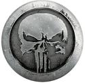 PopSockets Marvel Punisher monochrome