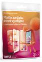 T-Mobile Twist 200 Kč+ data na den, SIM karta