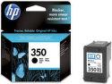 HP CB335EE - black náplň No.350 BLISTER