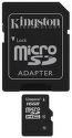 Kingston 16GB Mikro SDHC Card Class 4 - paměťová karta