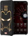 Samsung Marvel pouzdro pro Samsung Galaxy A50, Iron Man