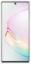 Samsung silikonové pouzdro pro Samsung Galaxy Note10+, bílá