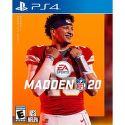 EA GAMES PS4 Madden NFL 20