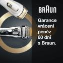 Garance vrácení pěnez 60 dní s Braun