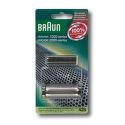 BRAUN 1000/2000 Micron Combi-pack, planzeta+noz