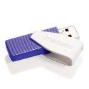 Verbatim Store 'n' Go Swivel 64 GB fialový