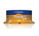 VERBATIM 25DVD-R 4,7 GB 16x, cake pack