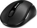 Microsoft Wireless Mobile Mouse 4000 (černá) - bezdrátová myš