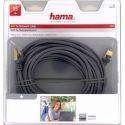 Hama 46719 síťový patch kabel CAT 5e, 2xRJ45, stíněný, 15m