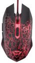 Trust GXT 105 USB (černo-červená)