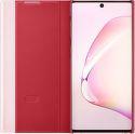 Samsung Clear View pouzdro pro Samsung Galaxy Note10, červená