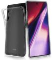 SBS Skinny silikonové pouzdro pro Samsung Galaxy Note10, transparentní
