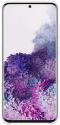 Samsung Silicone Cover pro Samsung Galaxy S20, bílá