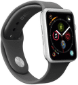 Sbs remienok pre Apple Watch 44 mm S/M sivá