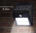 iQtech Car 20 LED solární světlo