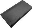 Fixed Pocket kožené pouzdro pro Apple iPhone 8/7/6s, černá