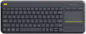 Logitech Wireless Touch Keyboard K400 - klávesnice