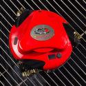 GRILLBOT GBU101 red, Robotický čistič grilov