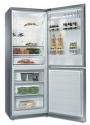 WHIRLPOOL B TNF 5323 OX nerezová kombinovaná chladnička