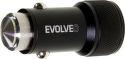 Evolveo MX240 2xUSB autonabíječka, černá