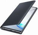 Samsung LED View knížkové pouzdro pro Samsung Galaxy Note10+, černá