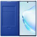 eSamsung LED View knížkové pouzdro pro Samsung Galaxy Note10+, modrá