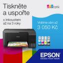 Cashback až 3 050 Kč na vybrané tiskárny Epson