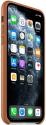 Apple kožený kryt pro iPhone 11 Pro Max, hnědý